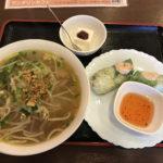 船橋のおすすめごはん【ベトナム家庭料理 マンダリンカフェ】